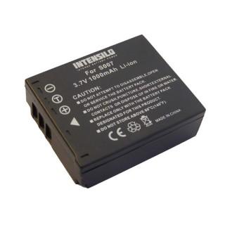 Batteria CGA-S007 per Panasonic Lumix DMC-TZ5 / DMC-TZ4 / DMC-TZ3, 970 mAh