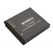 Batteria CGA-S008 per Panasonic Lumix DMC-FX30 / DMC-FS20 / DMC-FX500, 1000 mAh