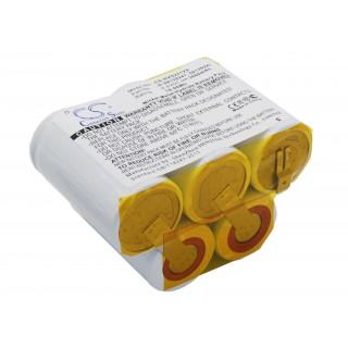 Batteria per Hoover S2211, 3000 mAh