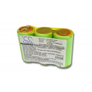 Batteria per Hoover S1103 / 1105 / 1106, 3000 mAh