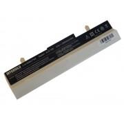 Batteria per Asus Eee PC 1001 / 1001H, bianca, 3000 mAh