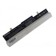 Batteria per Asus Eee PC 1001 / 1001H, bianca, 6000 mAh