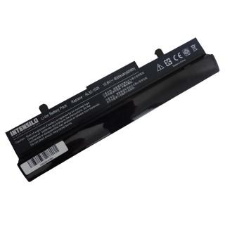 Batteria per Asus Eee PC 1001 / 1001H, nero, 6000 mAh