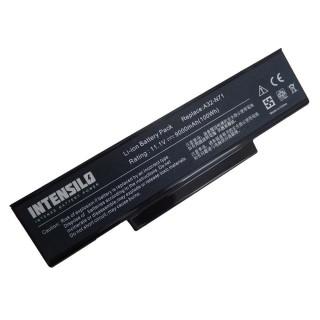 Batteria per Asus A72 / K72 / N71 / N73, 9000 mAh