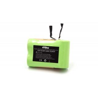 Batteria per Black & Decker V3610, 3000 mAh