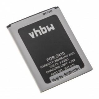 Batteria per Acer Liquid Z330 / Z410, 2000 mAh
