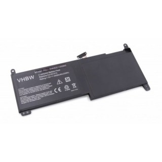 Batteria per Asus Transformer Book Trio TX201, 4400 mAh