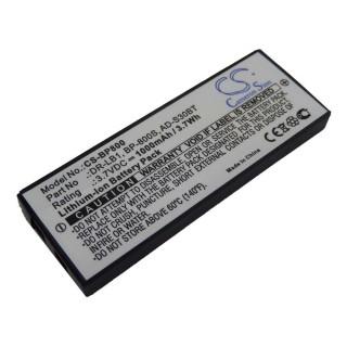 Batteria DR-LB1 per Konica Minolta Revio KD-300Z, 1000 mAh