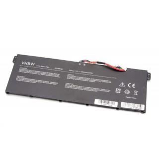 Batteria per Acer Aspire E5 / E11 / E15 / V3, 3000 mAh