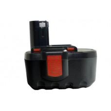 Batteria per Bosch BAT030 / BAT031 / BAT240 / BAT299, 24V, 2.0 Ah