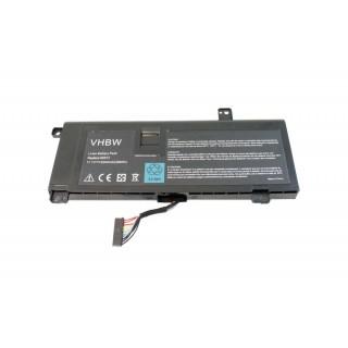 Batteria per Dell Alienware A14 / M14, 6200 mAh