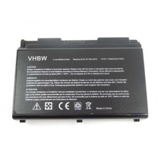 Batteria per Clevo P150 / P170, 5200 mAh