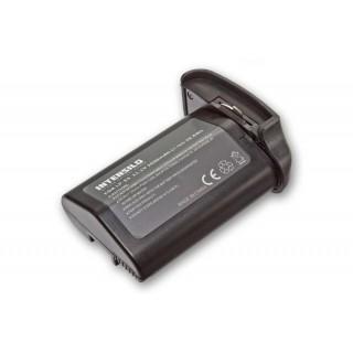 Batteria LP-E4 per Canon EOS 1D C / EOS 1Ds Mark III / EOS 1D Mark IV, 2600 mAh