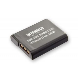 Batteria NP-BG1 / NP-FG1 per Sony Cybershot DSC-H3 / DSC-H3B / DCS-H7, 1100 mAh