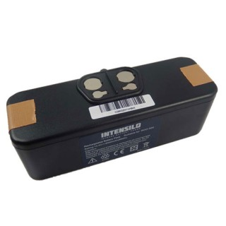 Batteria per iRobot Roomba 500 / 600 / 700 / 800 / 900, Li-Ion, 6000 mAh