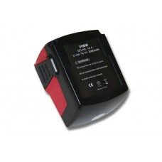 Batteria per Hilti B144, 14.4 V, 3.0 Ah