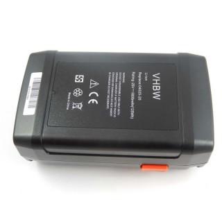 Batteria per Gardena 8838 / 04025-20, 25 V, 5.0 Ah