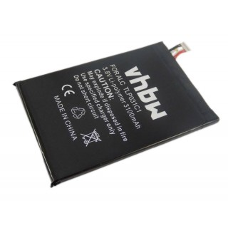 Batteria per Alcatel One Touch Pop X3, 3100 mAh