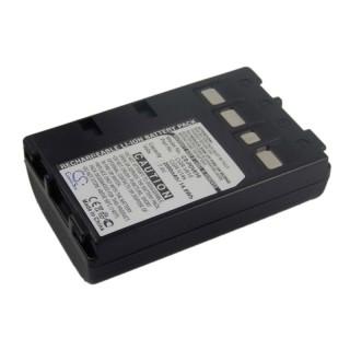 Batteria CGR-V610 per Panasonic NVRS7 / NVRX14 / NVRX57, 2000 mAh