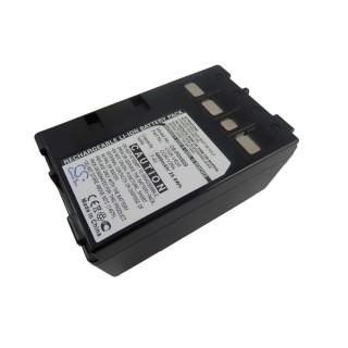 Batteria CGR-V620 per Panasonic NVRS7 / NVRX14 / NVRX57, 4000 mAh