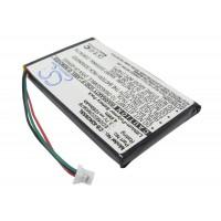 Batteria per Garmin Nüvi 285 / 285W / 285WT, 1250 mAh