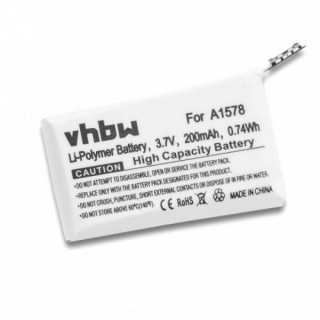Batteria per Apple Watch 1, 38 mm, 200 mAh