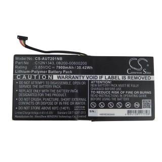 Batteria per Asus Transformer Book TX201LAF, 7900 mAh