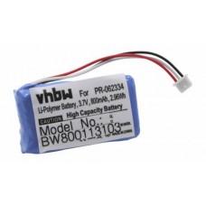 Batteria per GoPro Hero Edition / CHDHA-301, 800 mAh