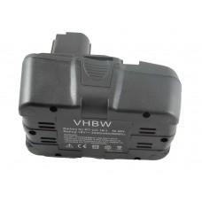 Batteria per Einhell RT-CD18/1, 18 V, 3.3 Ah