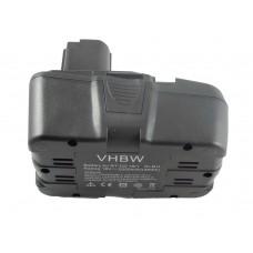 Batteria per Einhell RT-CD18/1, 18 V, 2.0 Ah
