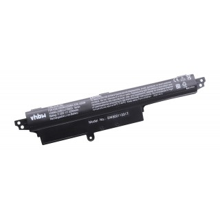Batteria per Asus VivoBook F200CA / K200MA / X200CA, 2200 mAh