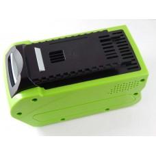 Batteria per Greenworks 24252 / 29282, 40 V, 3.0 Ah
