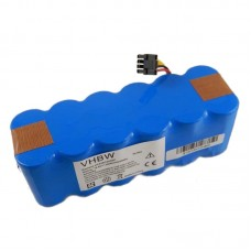 Batteria per Profimaster Robot 2712 / Ecovacs Deebot CR120 / iLife X500, 3000 mAh