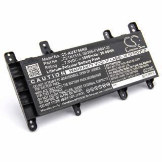 Batteria per Asus X756, 5000 mAh