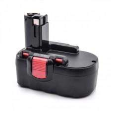 Batteria per Bosch BAT025 / BAT026 / BAT160 / BAT181 / BAT189, 18 V, 3.0 Ah