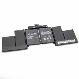 """Batteria per Apple MacBook Pro 15"""" Retina Display A1618, 8700 mAh"""