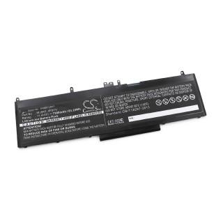 Batteria per Dell Precision 3510 / Latitude E5570, 7300 mAh