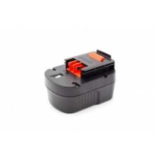 Batteria per Black & Decker A12 / PB12 / A1712 / FSB12, 12 V, 1.5 Ah