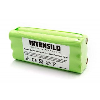 Batteria per Ecovacs Dibea ZN101 / Dirt Devil Libero, 2500 mAh