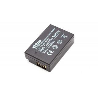Batteria LP-E17 per Canon EOS 750D / M3 / M5 / M6, parzialmente decodificata, 750 mAh