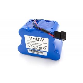 Batteria per Ecovacs Deebot D800 / D810 / D830, 3000 mAh