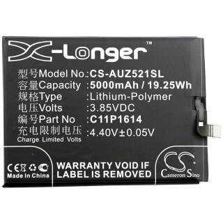 Batteria per Asus ZenFone 3S / ZC521TL, 5000 mAh