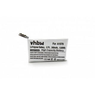 Batteria per Apple Watch, 42 mm, 240 mAh