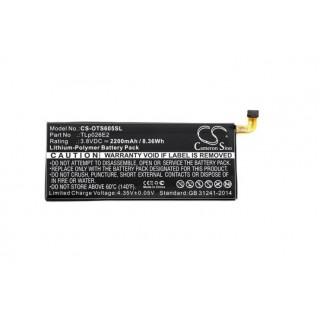 Batteria per Alcatel One Touch Idol 4, 2200 mAh