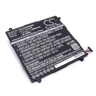 Batteria per Asus Transformer Book TX300CA, 4800 mAh