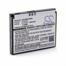 Batteria per Becker Map Pilot / HJS-100, 900 mAh