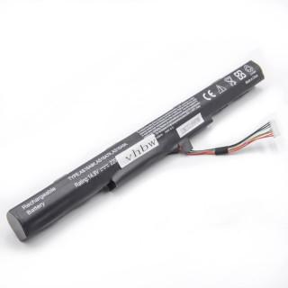 Batteria per Acer Aspire E5-475G / E5-523G / E5-553G, 2200 mAh