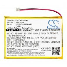 Batteria per Luvion Prestige Touch / Supreme Connect, 2000 mAh