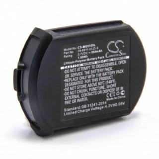 Batteria per 3M Drive-Thru G5 / G5L1, 500mAh