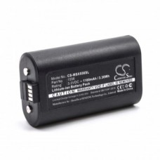 Batteria per Microsoft XBOX One Wireless Controller, 1100 mAh